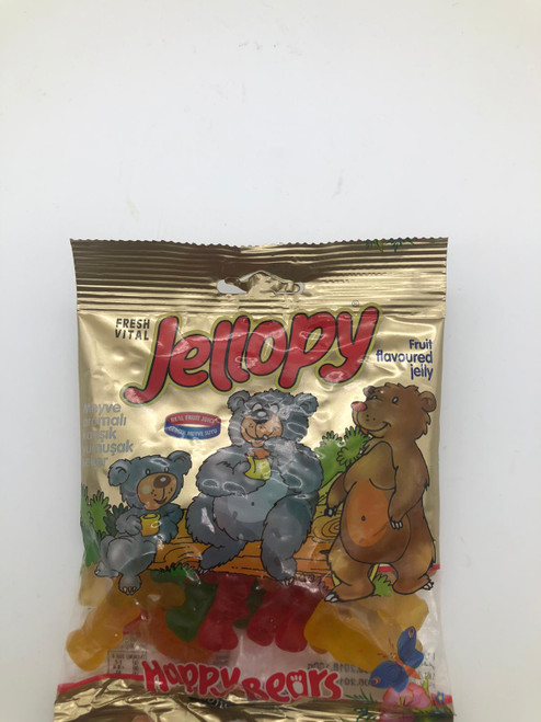 Jellopy Happy Bears 100g