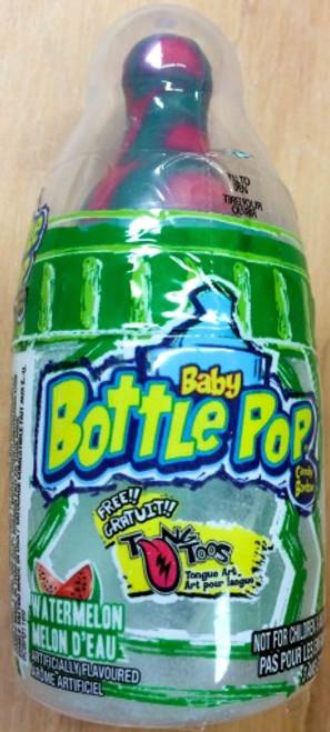 Baby Bottle Pop Watermelon  31g