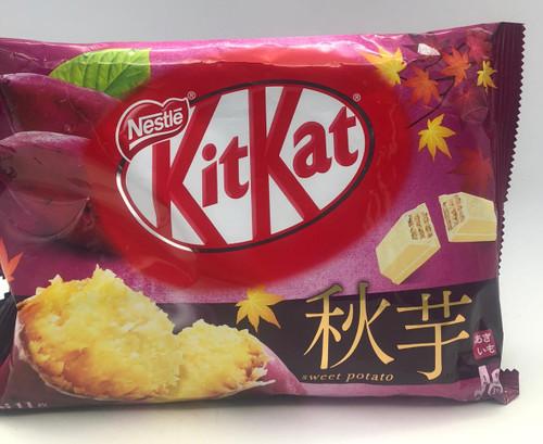 Kit Kat Sweet Potato 168g