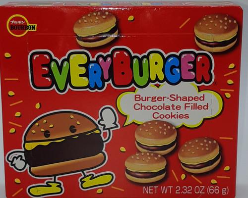 Every Burger Chocolate Cookies Japan