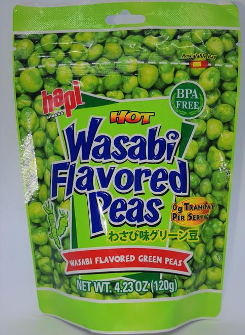 Hot Wasabi Peas (Japan)