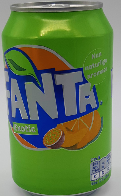 Fanta Exotic 330mL Can