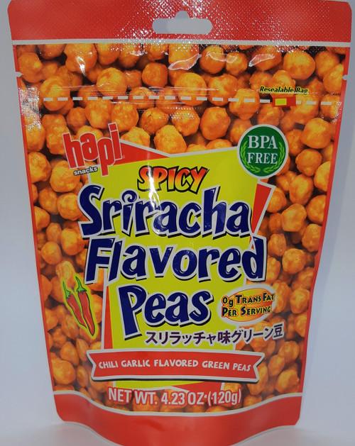 Sriracha Flavored Peas (Japan)