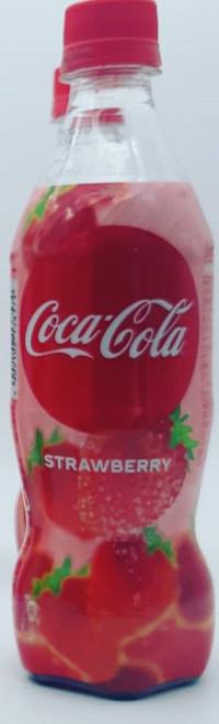 Coca-Cola Strawberry 500mL