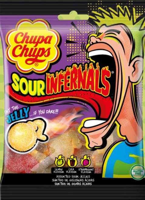 Sour Infernals Jellies Bag
