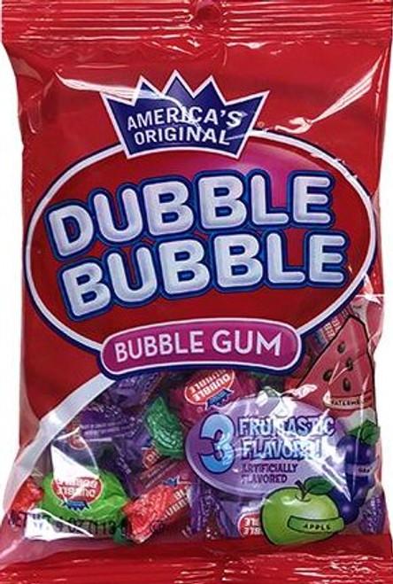 Dubble Bubble Fruit Flavors Twist