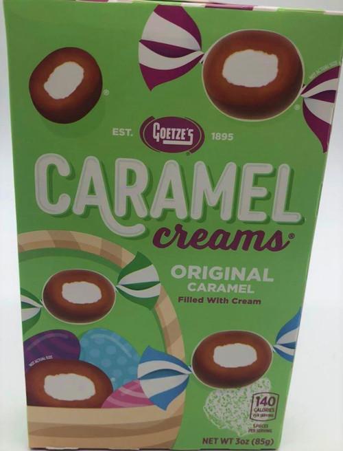 Goetze's Caramel Creams 3oz (85g)