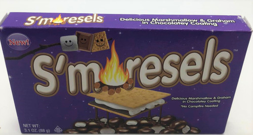 S'moresels Cookie Dough Bites Theater Box 88g