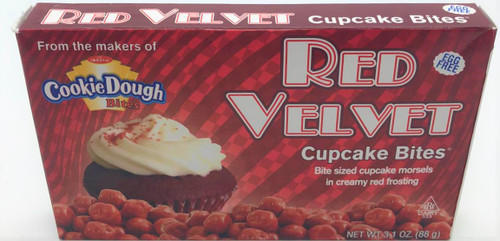 Red Velvet Cupcake Bites Theater Box 88g