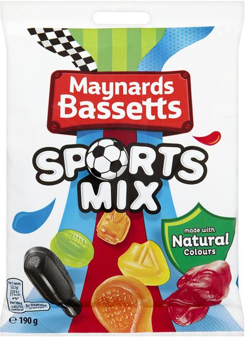 Maynards Sports Mix Bag 190 g