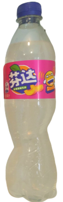 Fanta Peach 500mL China