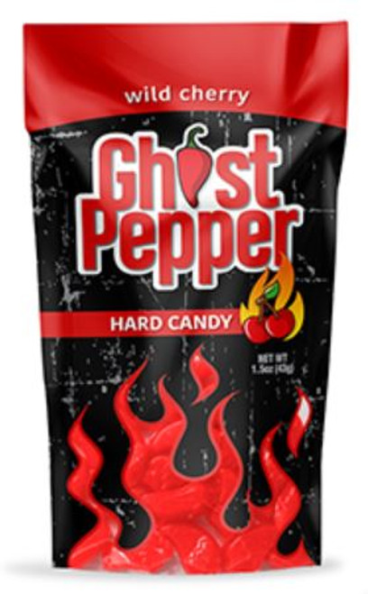 Ghost Pepper Hard Candy-Wild Cherry