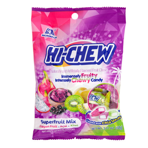 Hi-Chew Bag Superfruits 90g
