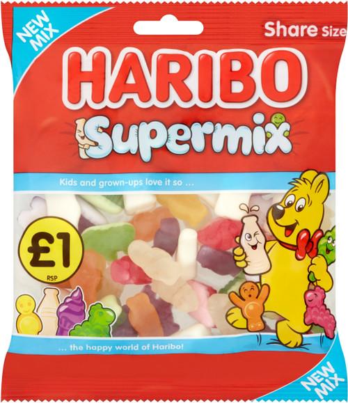 Haribo Supermix  180g UK