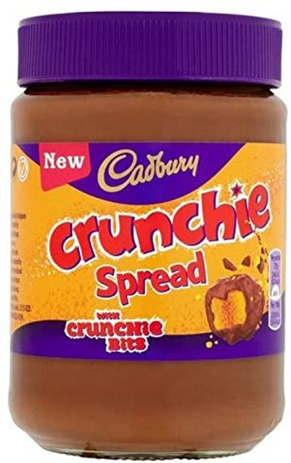 Cadbury Crunchie Spread UK 400g