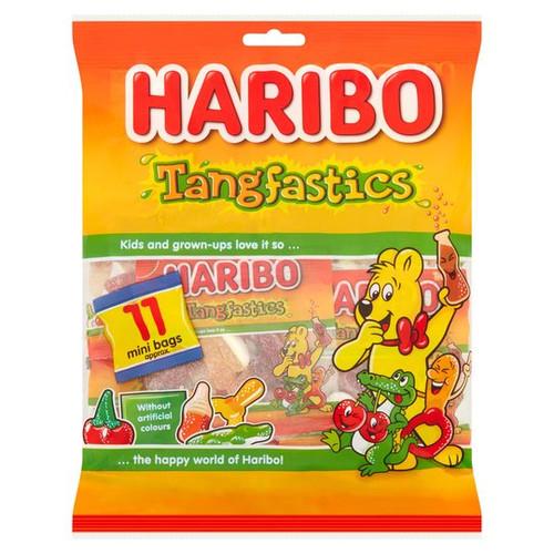 Haribo Tangfastics  11 mini bags
