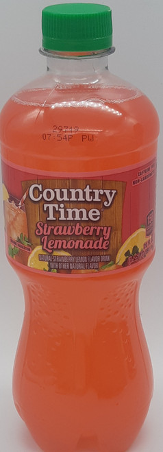 Country Time Strawberry Lemonade 591 mL