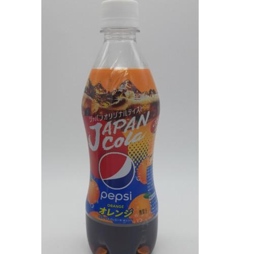 Pepsi J Cola Orange from Japan 500 mL