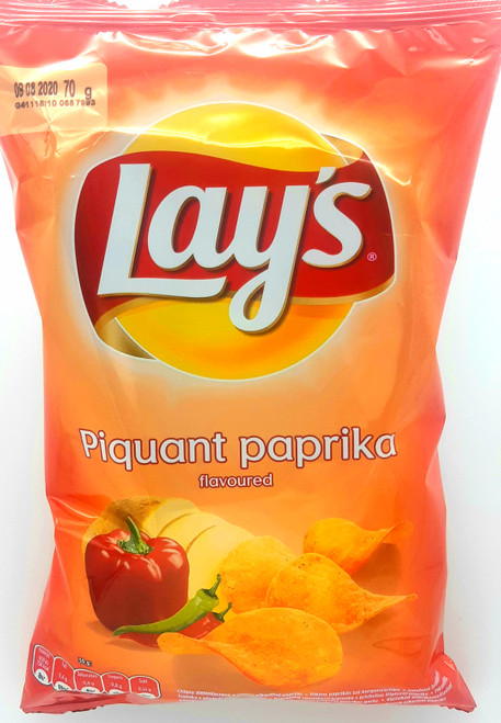 Lay's Piquant Paprika Flavoured 70g