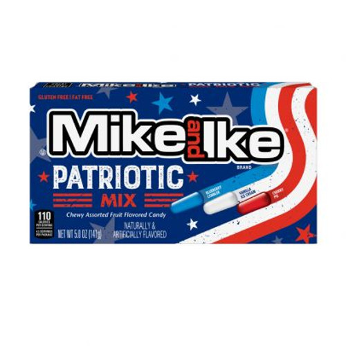 Mike and Ike Patriotic Mix - 141g