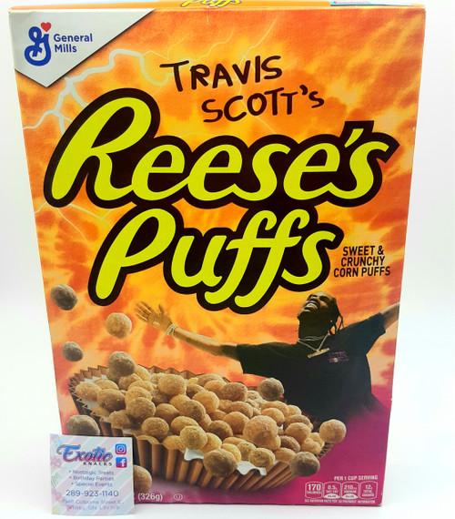 Reese's Puffs Travis Scott Limited Edition 326g