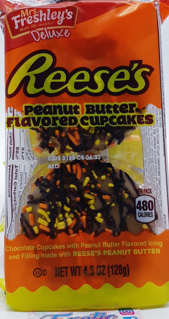 Reese's Peanut Butter Flavored Cupcakes 128 g