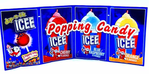 ICEE Dip-n-lik Popping Candy 28g