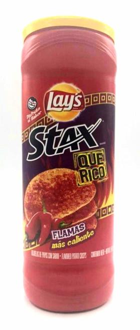 Lays Stax Flamas 5.5oz