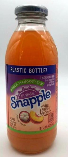 Snapple - Peach Mangosteen 473 ml
