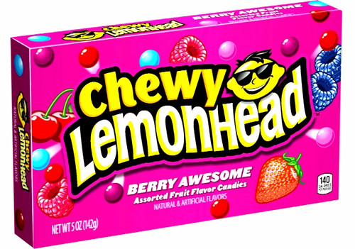 Chewy Lemonhead - Berry Awesome