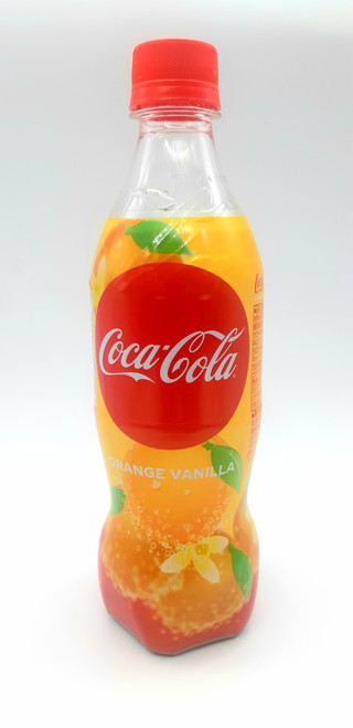 Coca-cola Orange Vanilla 500 m