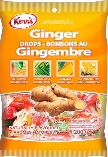 Kerrs Ginger Drops 200g