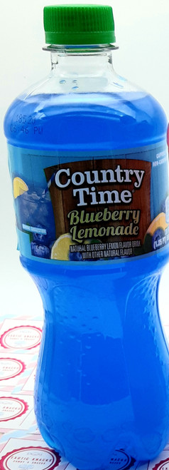 Country Time Blueberry Lemonade 591 mL