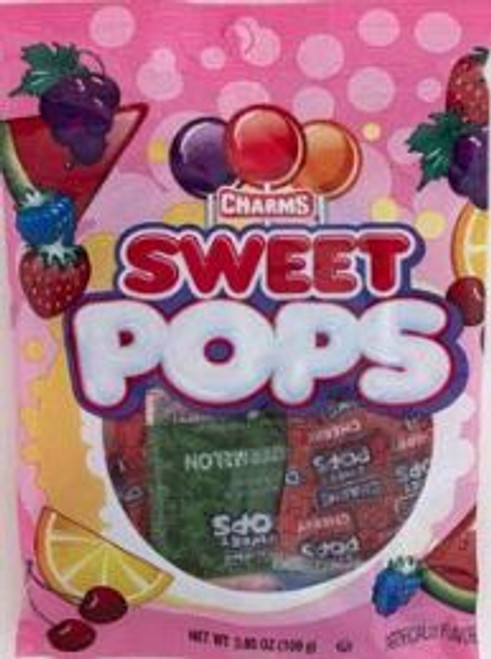 Charms Sweet Pops 109g