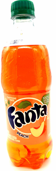 Fanta Peach 591 mL