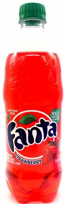 Fanta Strawberry 591 mL