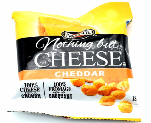 Nothing But Cheese 18g Bags - Cheddar