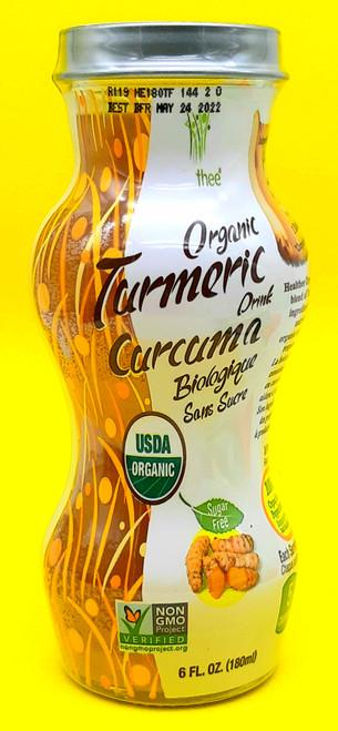 Organic Turmeric Drink Sugar Free