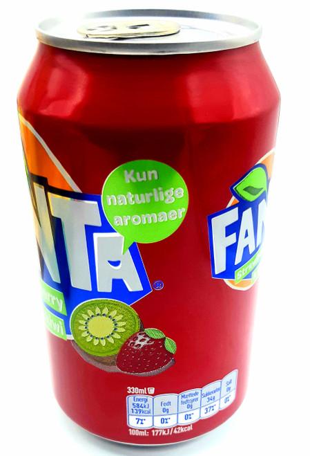 Fanta Kiwi & Strawberry 330 mL