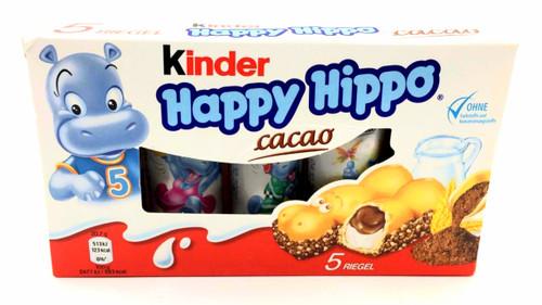 Happy Hippo Cacao 5pk (20.7)