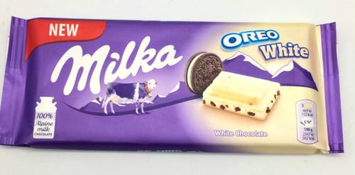 Milka Oreo White Chocolate