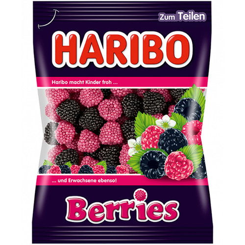 Haribo Berries - Germany 200g