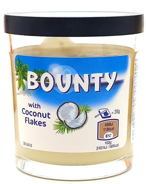 Bounty Chocolate Spread w coconut pieces