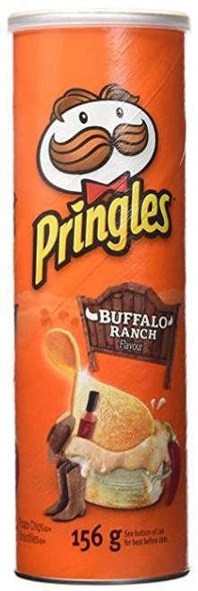 Pringles Buffalo Ranch Chips 156g