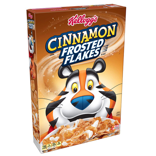 Cinnamon Frosted Flakes 680g