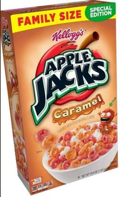 Apple Jacks Caramel Family Size