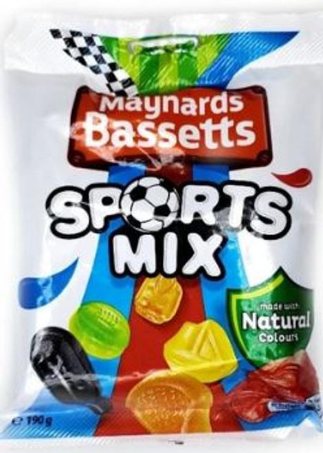 Maynards Bassetts Sports Mix 190g
