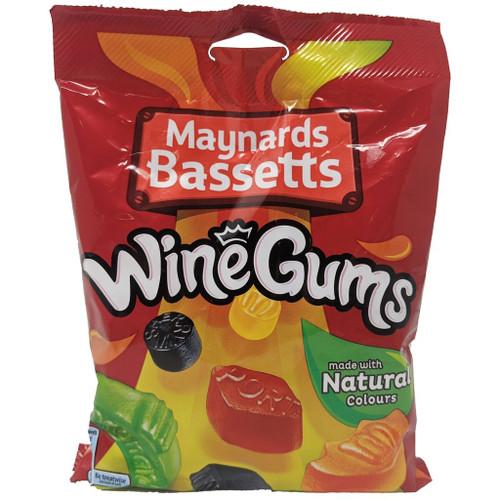 Maynards Bassetts Wine Gums 190g