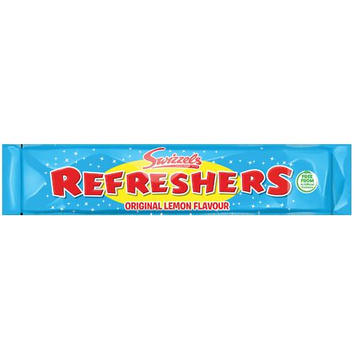 Refreshers Chew Bar Lemon Singles
