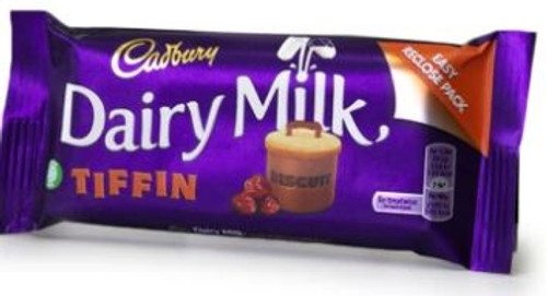 Cadbury  Dairy Milk Tiffin Bar 53g